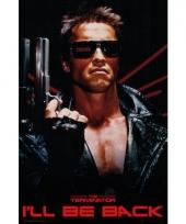 Arnold schwarzenegger poster trend