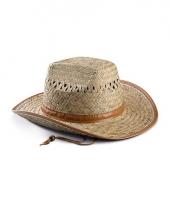 Australische rieten hoed trend