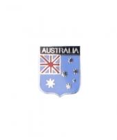 Australische vlag kleine pin trend