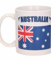 Australische vlag theebeker trend