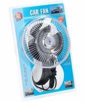Auto ventilator 12v met zuignap trend