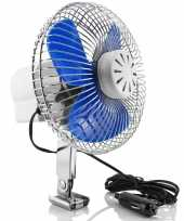 Auto ventilator met luchverfrisser 24v trend
