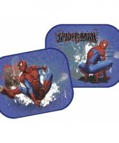 Autoraam schermen spiderman trend