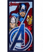 Avengers badlaken 70 x 140 cm type 1 trend