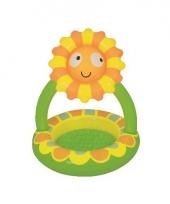 Baby zwembadje bloem trend