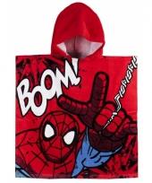 Badcape marvel spiderman 60 x 120 trend