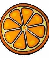 Badlaken sinaasappel 150 cm trend
