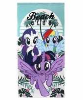 Badlaken van my little pony 70 x 140 cm trend