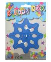 Ballon decoratie disk trend