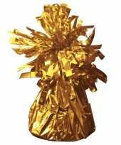 Ballonnen gouden gewicht 170 gram trend