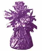 Ballonnen paars gewicht 170 gram trend