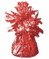 Ballonnen rode gewicht 170 gram trend