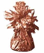 Ballonnen rose gouden gewicht 170 gram trend