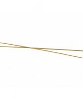 Bamboe breinaalden nr 3 trend