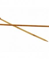 Bamboe breinaalden nr 9 trend