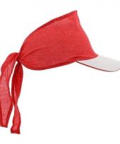 Bandana pet rood trend