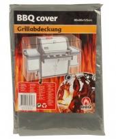 Barbecue beschermhoes 80 x 80 x 125 cm grijs trend