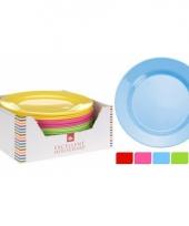 Barbecue borden van plastic 20 cm trend