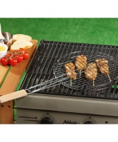 Barbecue braadrooster rond trend