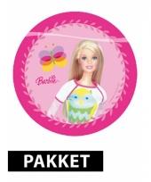 Barbie feestpakket trend