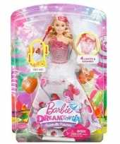 Barbie prinses pop met licht en geluid trend