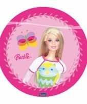 Barbie roze bordjes trend