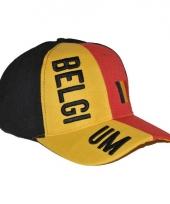 Baseballcap belgie trend