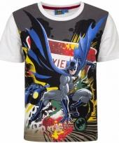 Batman t-shirt witte mouw trend