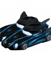 Batmobiel auto sloffen trend