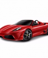 Bburago ferrari scuderia spider race and play kit trend