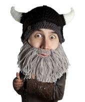 Beard head barbarian looter muts trend
