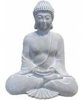 Beeld boeddhistische boeddha 28 cm trend