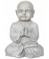 Beeld boeddhistische monnik 40 cm trend
