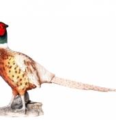 Beeld fazant 52 cm trend