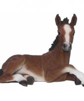 Beeld jong paardje 42 cm trend