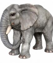 Beeld olifant 56 cm trend