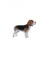 Beeld staande beagle hond 55 cm trend