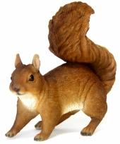 Beeldje eekhoorn 22 cm trend