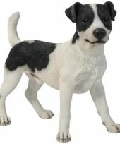 Beeldje jack russel hondjes 35 cm trend