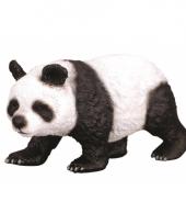 Beeldje panda beer hard plastic trend