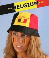 Belgie supporter pakket basis trend
