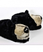 Beren sloffen voor volwassenen trend