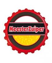 Bier opener voor de meesterzuiper trend