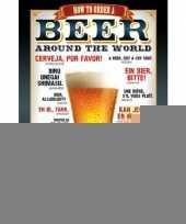 Bier poster trend