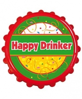 Bierdop openers happy drinker trend