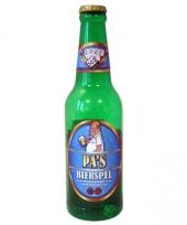 Bierspel pa in bierfles trend