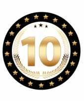 Bierviltjes 10 jarig tinnen jubileum trend