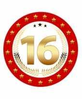 Bierviltjes 16 jaar verjaardag trend