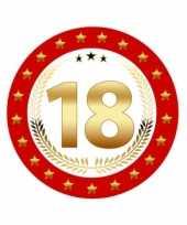 Bierviltjes 18 jaar verjaardag trend