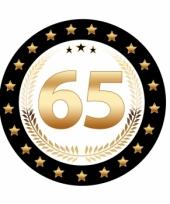 Bierviltjes 65 jaar briljanten jubileum trend